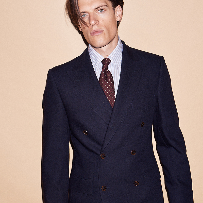 The anatomy of the New & Lingwood jacket